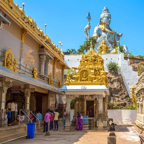 Экскурсия в Мурдешвар и Гокарну, Индия