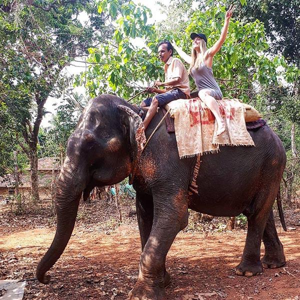 Путешествие на Гоа, Индия