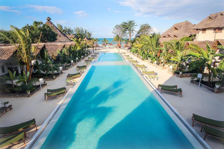 Fun Beach Hotel 3* Занзибар