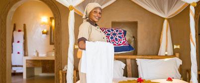 Меры против пандемии COVID 19 на Занзибаре в Танзании