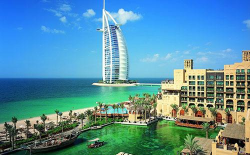 Отели в Дубаи, ОАЭ