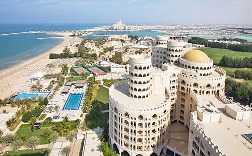 Отели в эмирате Рас-Эль-Хайма, ОАЭ
