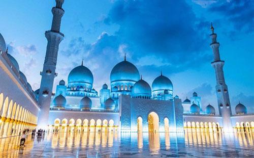 Отели в эмирате Абу-Даби, ОАЭ