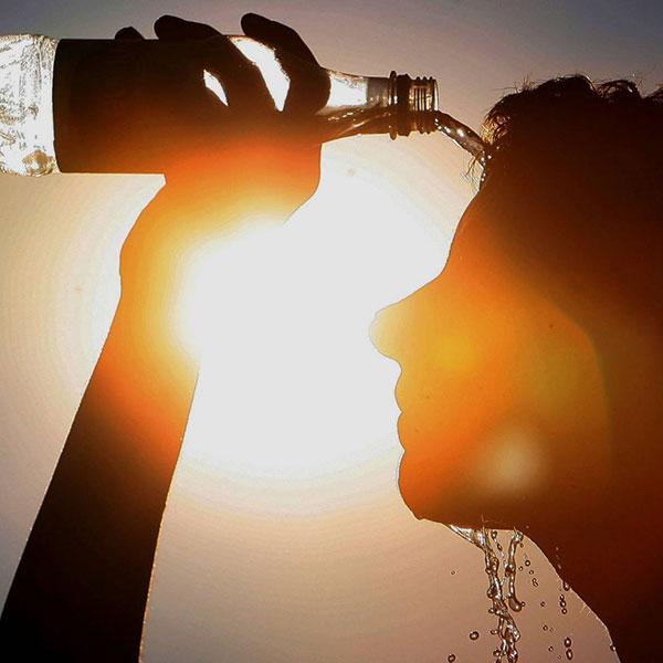 Климат в ОАЭ, температура воздуха