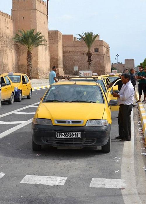Стоимость такси в Тунисе