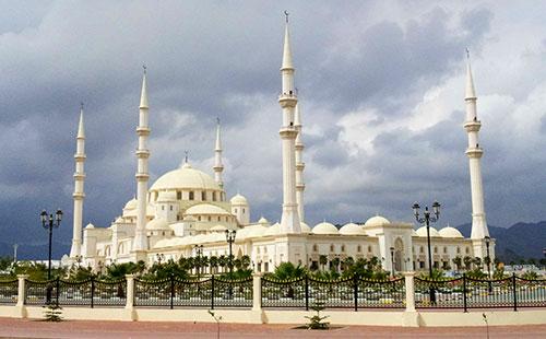 Отели в эмирате Фуджейра, ОАЭ