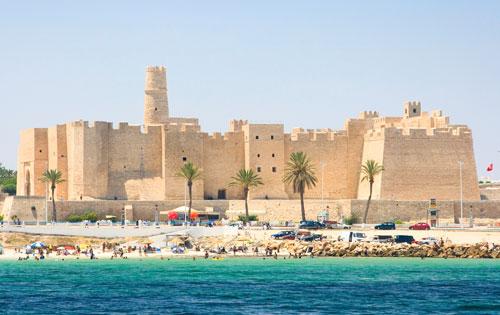 Курорт Монастир, Тунис - спокойный отдых вдали от суеты