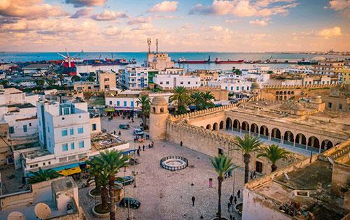 Курорт Сус, Тунис, об отелях, ночной жизни, дискотеках и медине