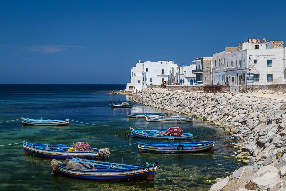 Курорт Махдия, Тунис - лучшие пляжи и пейзажи