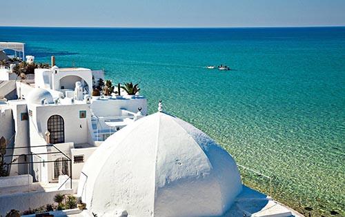 Курорты Хаммамет и Набель в Тунисе - пляжи, отели и экскурсии