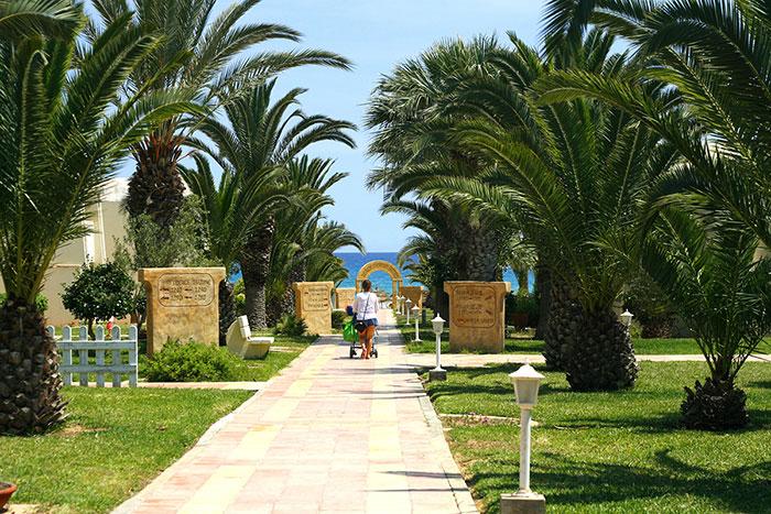 Club Novostar Dar тунис (1)
