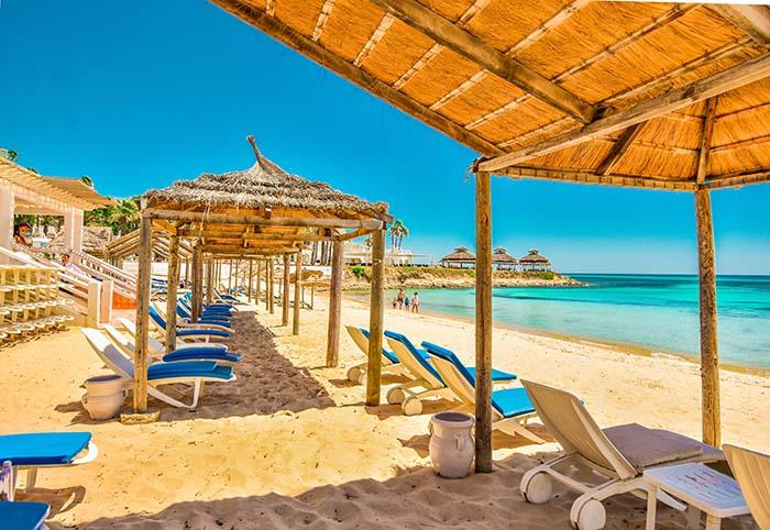 Club Novostar Sol Azur тунис (1)