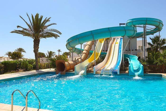 Fiesta Beach тунис (1)