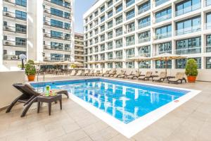 Golden Sands Hotel Apartments 4 оаэ (4)