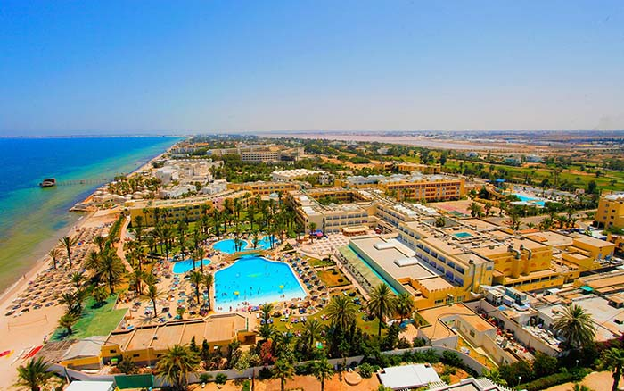 Houda-Golf-Beach-тунис-1
