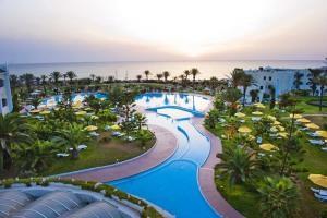 Lti Mahdia Beach Aquapark тунис (1)