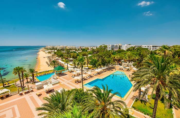 Novostar Bel Azur тунис (1)