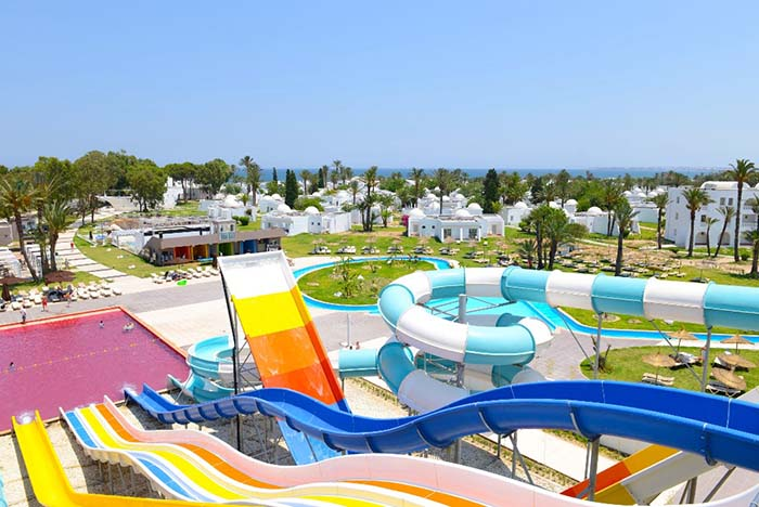 One Resort Aquapark тунис (1)