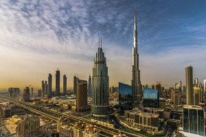 Экскурсия в Дубаи с посещением башни Burj Khalifa, ОАЭ
