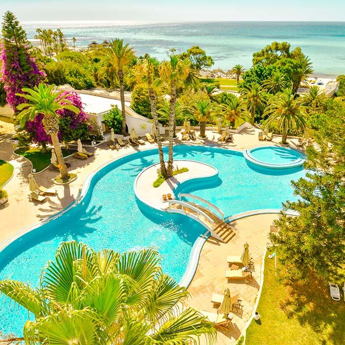 Вся информация об отелях и курортах Туниса
