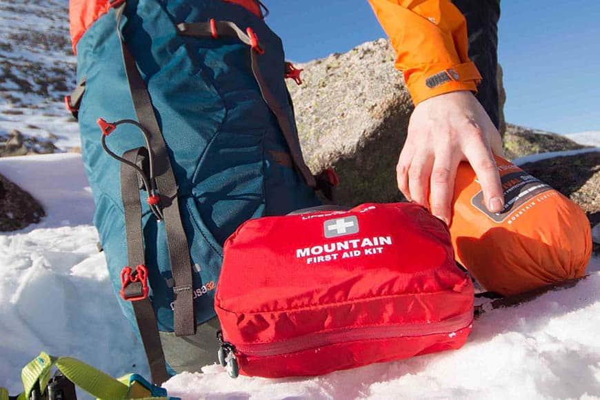 Аптечка для восхождения на Килиманджаро