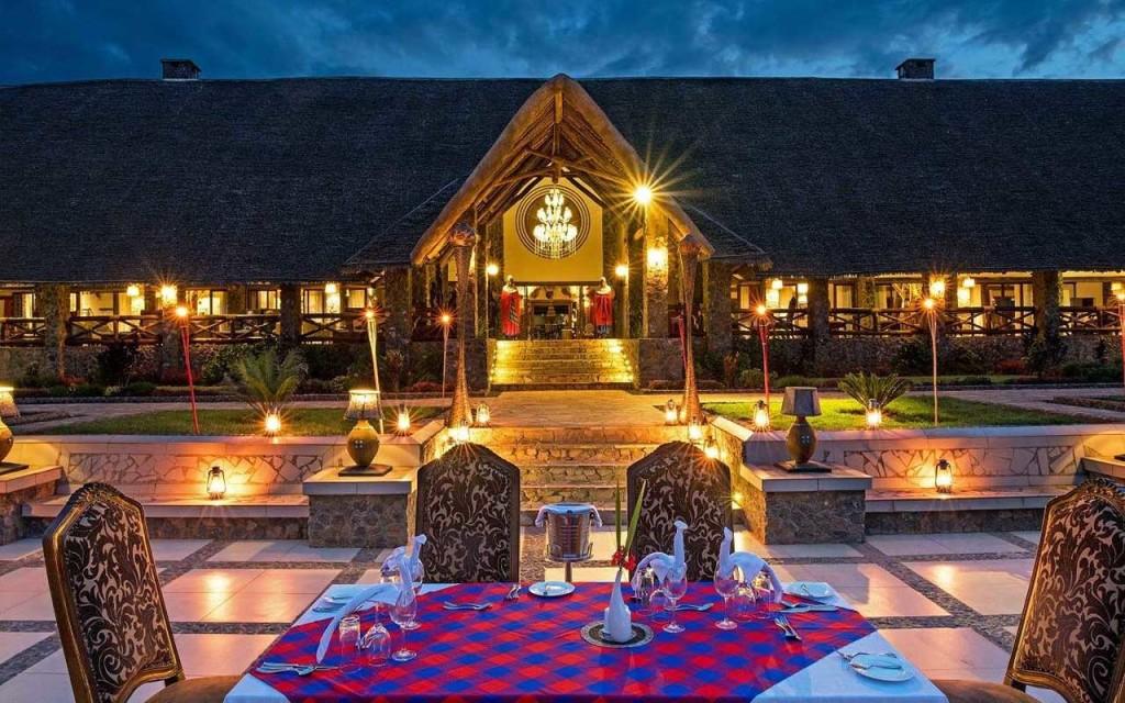 Lake Manyara Kilimamoja Lodge 5