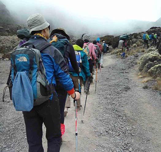 Что с собой взять на восхождение на Килиманджаро
