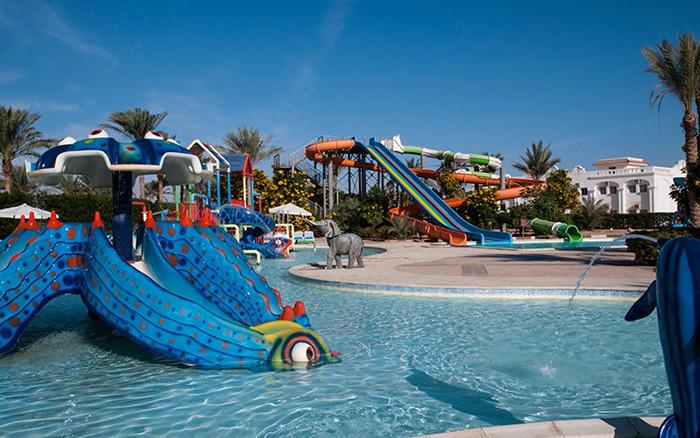 Continental Plaza Resort & Aqua Park 5*