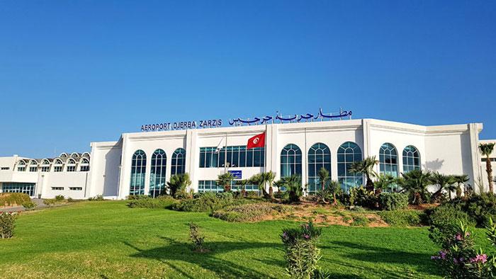 Аэропорт Джерба-Зарсис, остров Джерба, Тунис