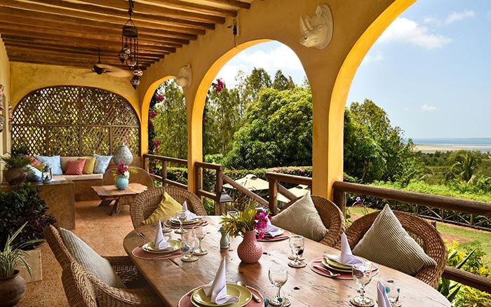 Kidoti Villas Zanzibar