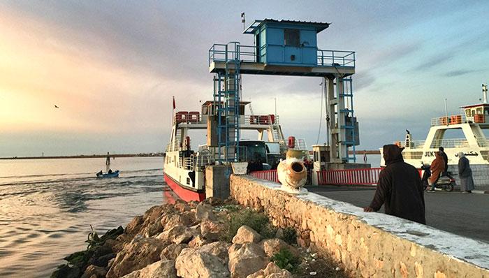 Где находится остров Джерба, Тунис?