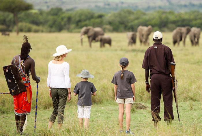 Пешие путешествия по национальным паркам Танзании