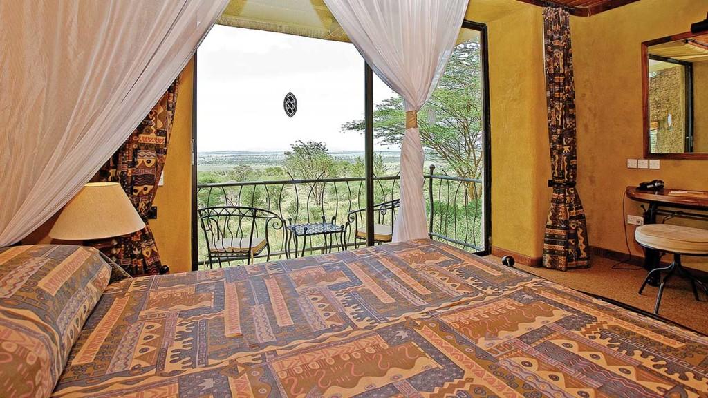 Что такое лодж-отель в Танзании?
