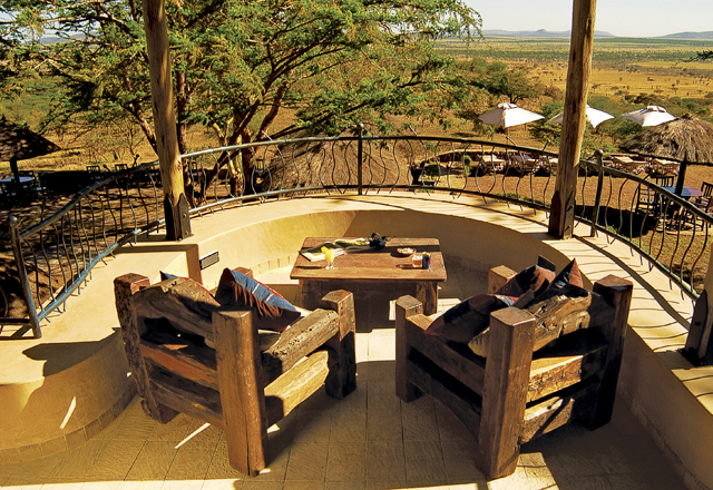 Лодж-отели в Танзании для ночевок в национальных парках
