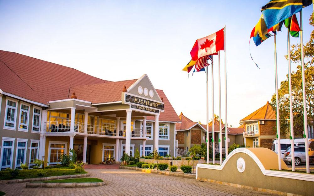 Masailand Safari & Lodge 2*