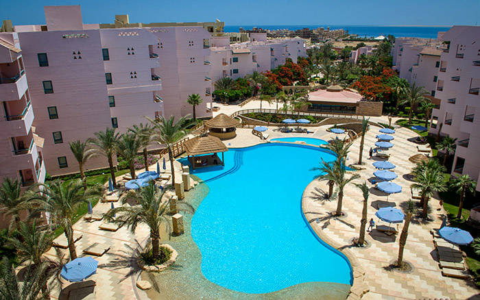 Zahabia Hotel & Beach Resort 3*