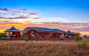 Serengeti Heritage Tented Camp