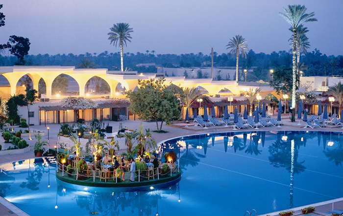 Pyramids Park Hotel 4*