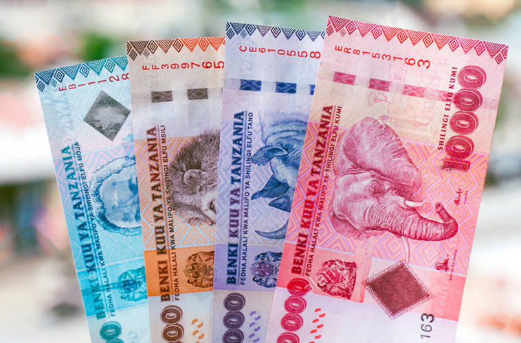 танзанийский шилинг деньги на занзибар