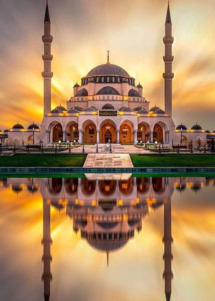 Шарджа - культурный центр, музеи и театры, ОАЭ