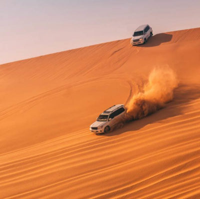 Джип-сафари в пустыне, Дубаи, ОАЭ