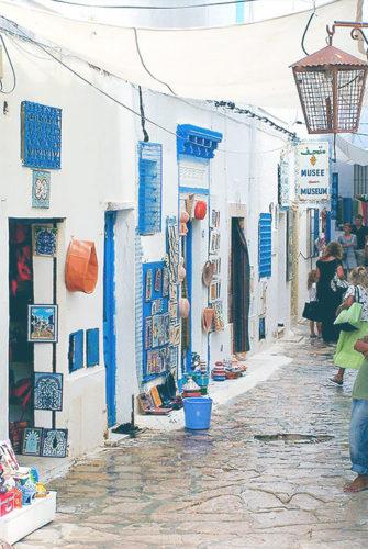Курорты Хаммамет, Набель в Тунисе - парки аттракционов, рестораны, талассотерапия