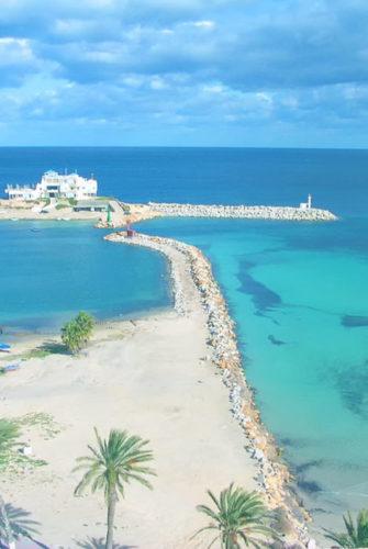 Курорт Монастир в Тунисе - близко от цивилизации, далеко от шума и суеты